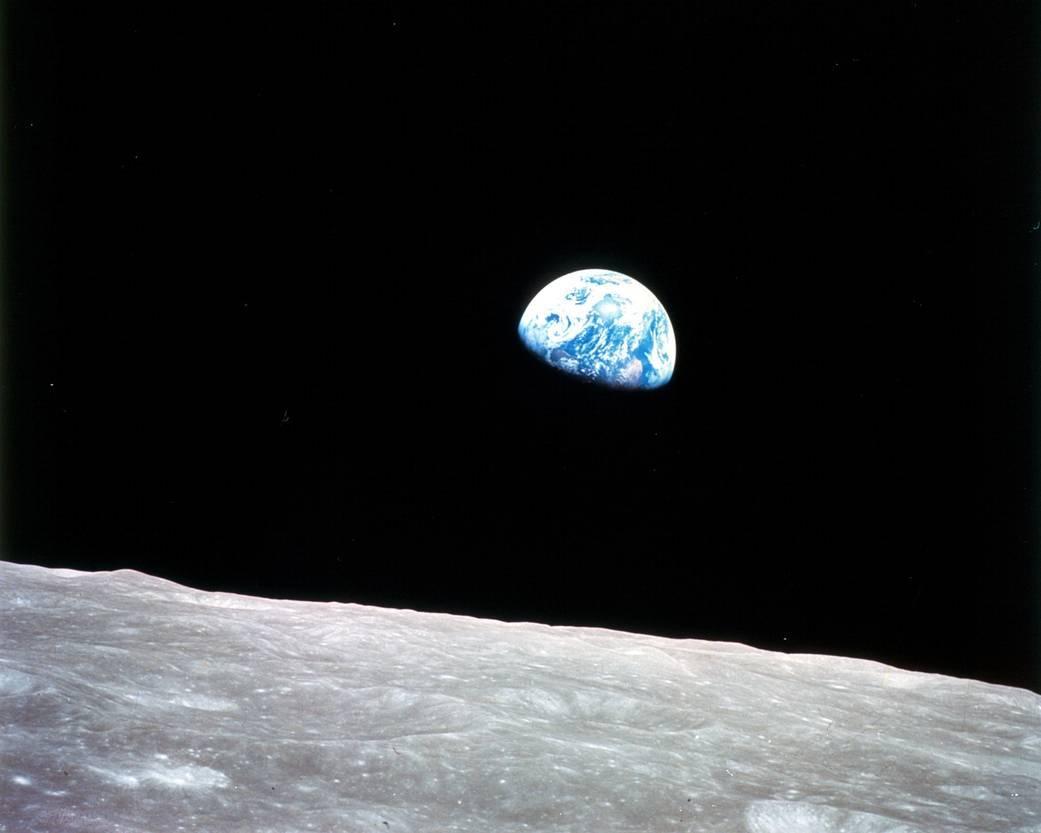 Earth Rise Blog