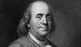 January 17 Benjamin Franklin