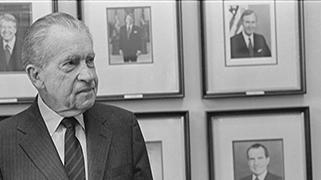 January 23 Richard Nixon