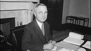 May 22 Harry Truman