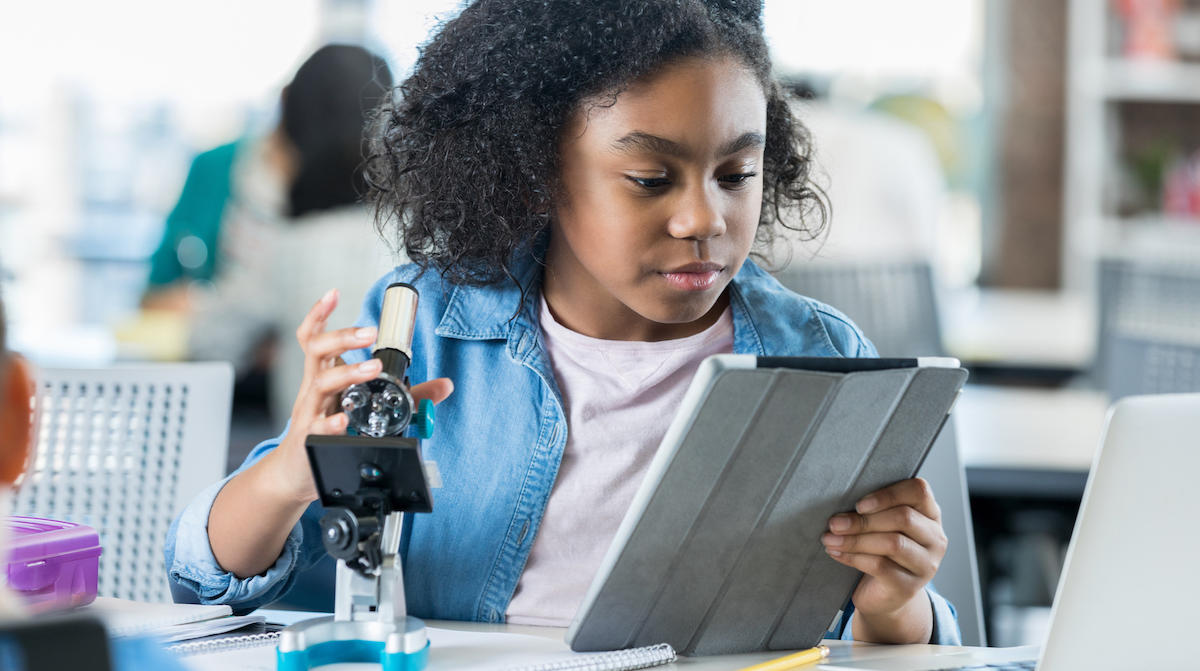 Closing the Gap in Computer Science By Building Confidence | PBS Education