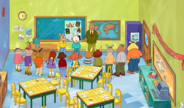 Community Classroom Arthur