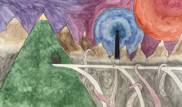 Psychological Landscape Student Work