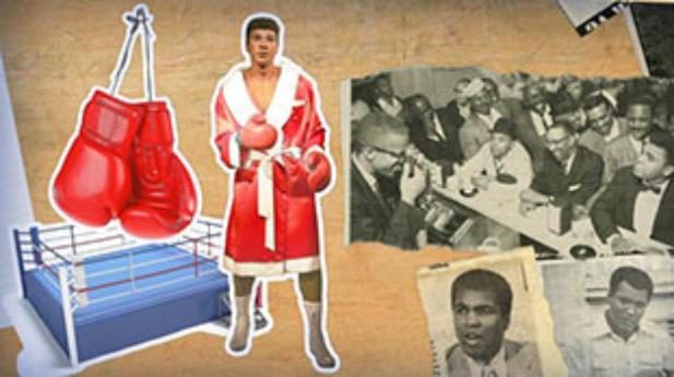 Muhamma Ali American Icon