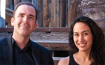 Rachel Thomas & Steven Lamb
