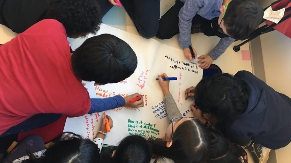 How 'Just One Change' in the Classroom can Lead to Greater Student Curiosity
